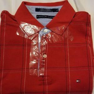 Tommy Hilfiger Mens Polo T-Shirt